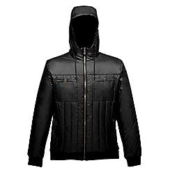 Regatta - Black 'Withington' puffer jacket