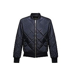 Regatta - Blue 'Fallowfield' quilted bomber jacket