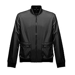 Regatta - Black 'Castlefield' bomber jacket