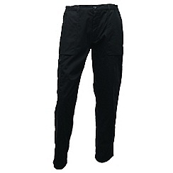 Regatta - Black action trousers
