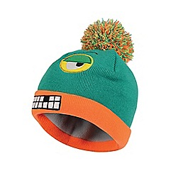 Dare 2B - Green 'Look Out' boys beanie hat