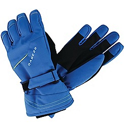 Dare 2B - Blue 'Handful' kids ski gloves