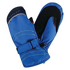 Dare 2B - Blue 'Handover' kids ski mitts