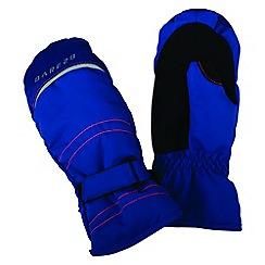 Dare 2B - Blue 'Handover' kids ski mitt