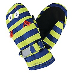 Dare 2B - Green 'Look Out' kids ski mitts