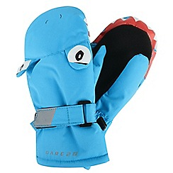 Dare 2B - Blue 'Look Out' kids ski mitts
