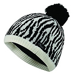 Dare 2B - Cream 'Watch Out' kids beanie hat