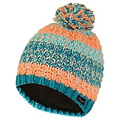 Dare 2B - Blue 'Superflash' girls beanie hat
