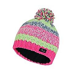 Dare 2B - Pink 'Superflash' girls beanie hat