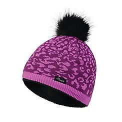 Dare 2B - Purple 'Splendid' girls beanie hat