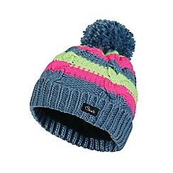 Dare 2B - Blue 'Candies' girls beanie hat