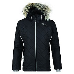 Dare 2B - Black 'Relucent' kids waterproof ski jacket