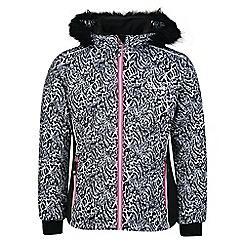 Dare 2B - Black 'Muse' girls waterproof ski jacket
