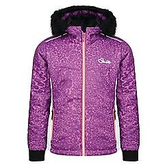 Dare 2B - Purple 'Muse' girls waterproof ski jacket