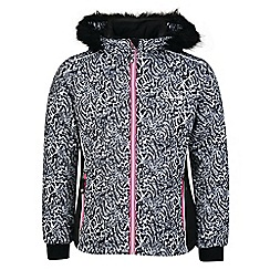 Dare 2B - Black 'Muse' girls waterproof ski jacket