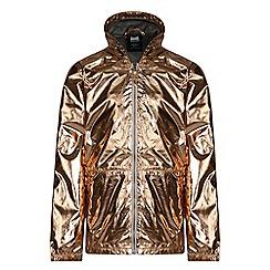 Dare 2B - Brown 'Liberal' girls hooded jacket