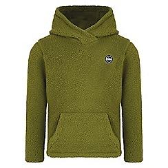 Dare 2B - Green 'Recast' kids hooded fleece