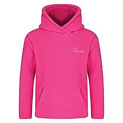 Dare 2B - Pink 'Recast' kids hooded fleece