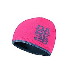 Dare 2B - Pink 'Thick Cuff' kids beanie hat