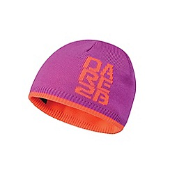 Dare 2B - Purple 'Thick Cuff' kids beanie hat