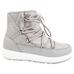 Dare 2B - Grey 'Avoriaz' kids snow boots