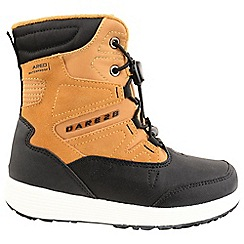 Dare 2B - Yellow 'Enzo' kids snow boots