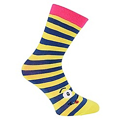 Dare 2B - Green 'Footloose' kids sock