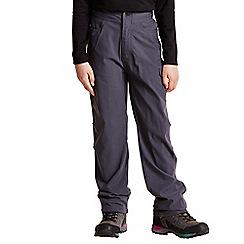Dare 2B - Kids Grey proficiency lightweight trousers
