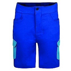 Dare 2B - Blue 'Accentuate' kids showerproof short