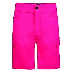 Dare 2B - Pink 'Accentuate' kids showerproof short