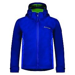 Dare 2B - Kids Blue 'Unravelled' softshell ski jacket