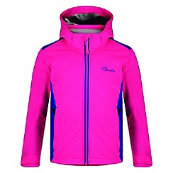 Dare 2B - Pink 'Unravelled' softshell ski jacket