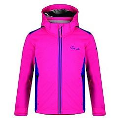 Dare 2B - Pink 'Unravelled' softshell ski jacket