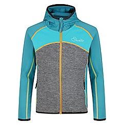 Dare 2B - Boys' blue 'Unscramble' core stretch sweater