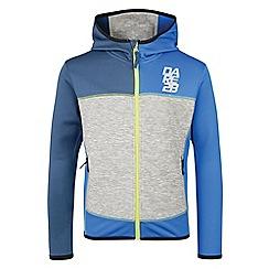 Dare 2B - Blue 'Restate' kids core stretch hooded sweater