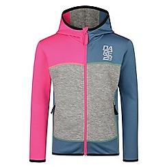 Dare 2B - Pink 'Restate' kids core stretch hooded sweater