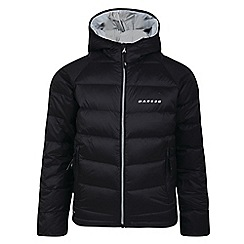 Dare 2B - Black 'Download' kids insulated hooded jacket