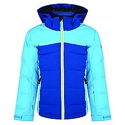 Dare 2B - Blue 'Improv' kids waterproof ski jacket