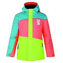 Dare 2B - Green 'Extempore' kids waterproof ski jacket