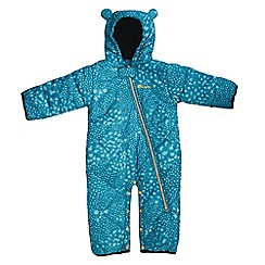 Dare 2B - Blue 'break the ice' kids snowsuit