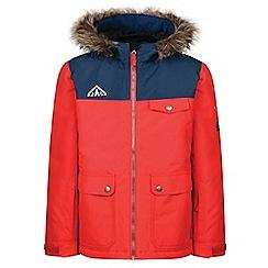 Dare 2B - Red 'Reckless' kids waterproof ski jacket