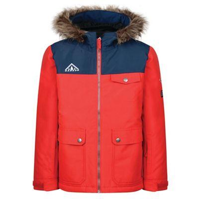 938d50d309aa Dare 2B Red  Reckless  kids waterproof ski jacket