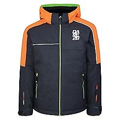 Dare 2B - Grey 'Labyrinth' kids waterproof ski jacket