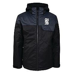 Dare 2B - Black 'Tyke' kids waterproof ski jacket