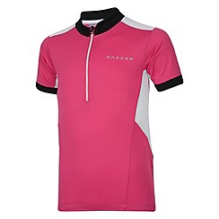 Dare 2B - Electric pnk kids hotfoot cycle jersey