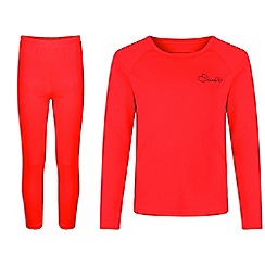 Dare 2B - Orange kids 'Cool Off' thermal base layer ski set