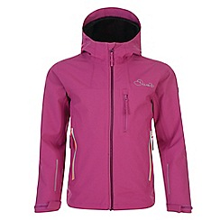 Dare 2B - Girls' purple resonance waterproof jacket