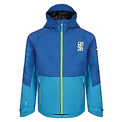 Dare 2B - Blue 'Modulate' kids waterproof jacket