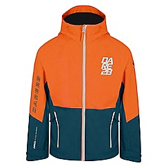 Dare 2B - Orange 'Modulate' kids waterproof jacket
