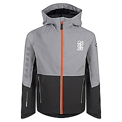 Dare 2B - Grey 'Modulate' kids waterproof jacket